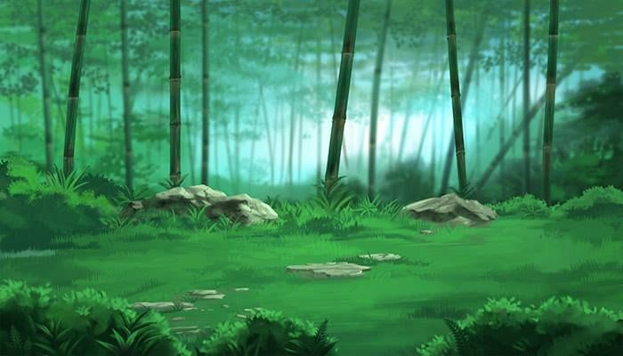 Parallax Bamboo Forest Background Has Just Been Added To