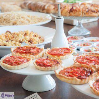 Italiaans buffet - Italian buffet