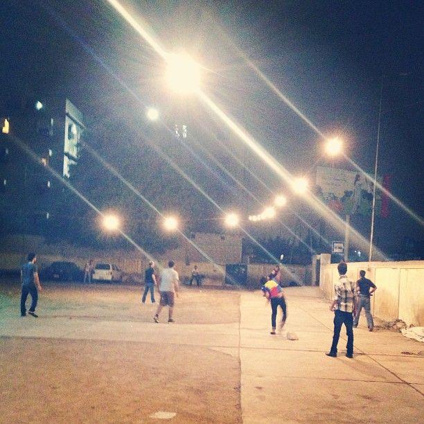 Cricket night