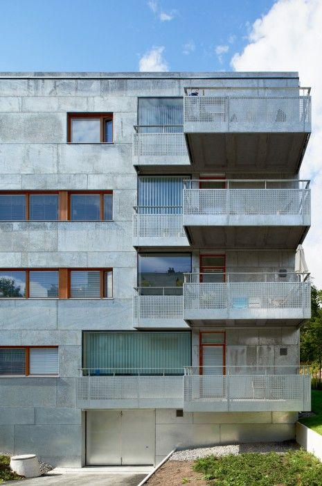 De Gamlas Vänner - Joliark  Projektet nominerades till priset Årets Stockholmsbyggnad 2013 av Stockholms Stad.