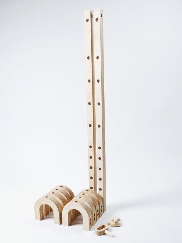 'loops' modular kids toy