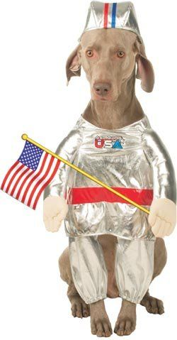 Pet Astronaut Dog Halloween Costume For Large Dogs
