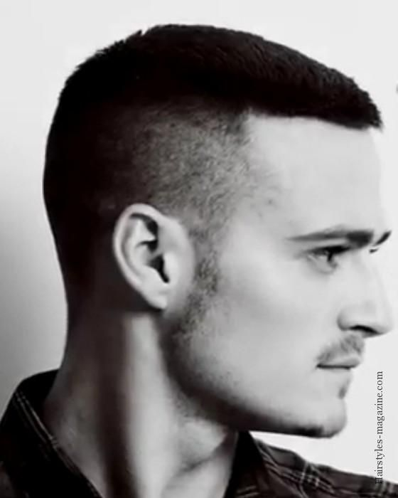 buzz cut--b/c sometimes the hottest is the simplest...
