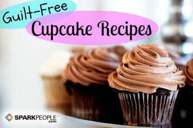 Guilt-Free Chewy Cupcake Brownies Recipe... Yum