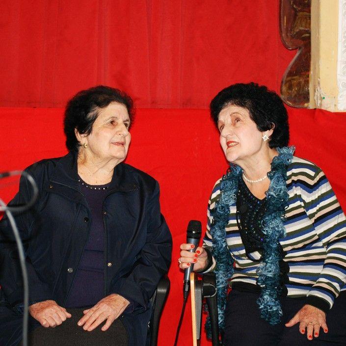 Nota sul canto popolare di San Demetrio Corone, comunità arbëreshe in Calabria