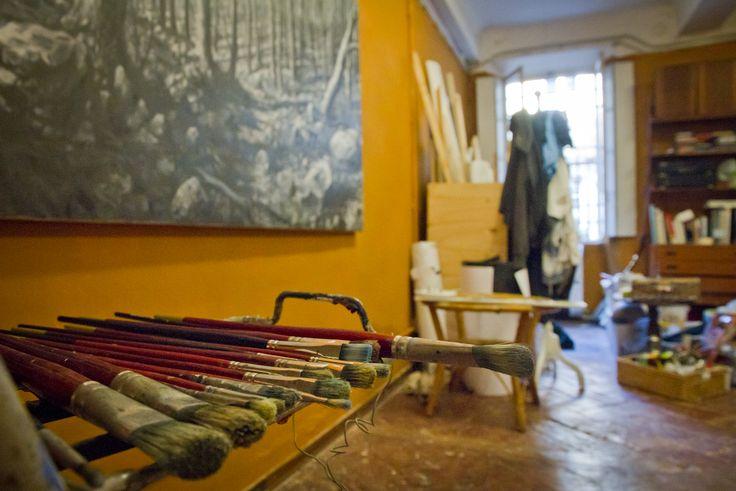 Pietro Anceschi - Atelier