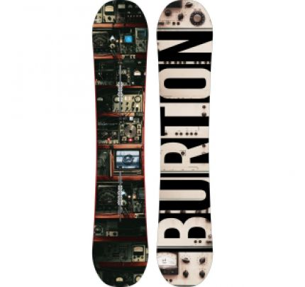 Burton Blunt Snowboard Shop @ OutdoorSporting.com