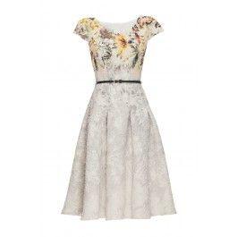 Sukienka GILDA w kwiaty