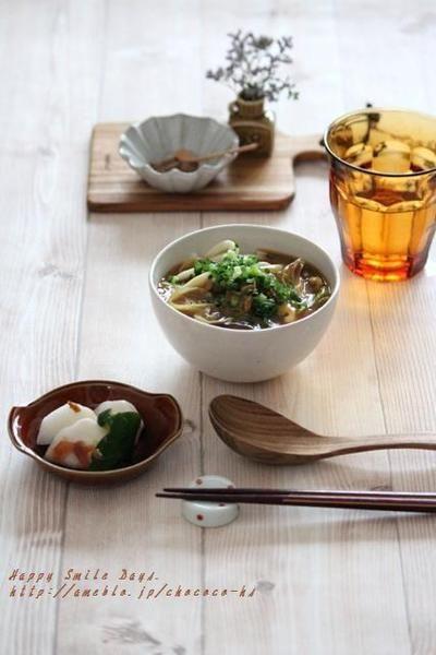カレーうどん。 by 柳川かおりさん | レシピブログ - 料理ブログの ...