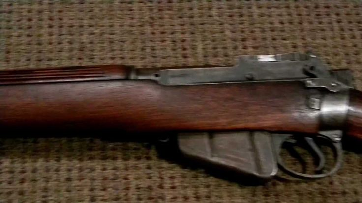 Enfield Rifle No 4 303 British