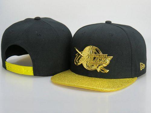 Cheap Wholesale Cleveland Cavaliers Golden NBA Snapback Hats Gold Brim for slae at US$8.99 #snapbackhats #snapbacks #hiphop #popular #hiphocap #sportscaps #fashioncaps #baseballcap