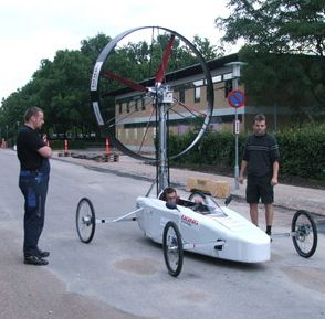 Six (Or Seven) Ways To Power A Vehicle By Wind : TreeHugger