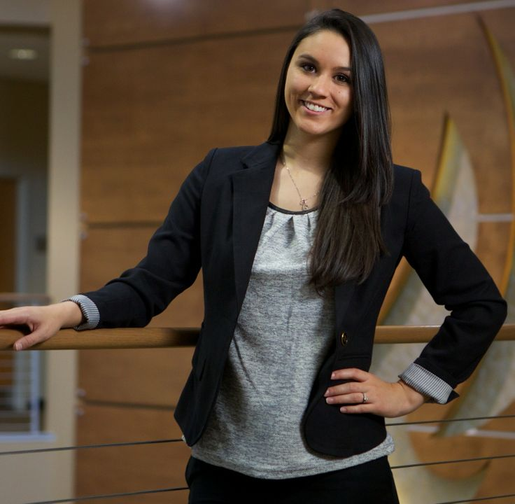 """""""Being involved on campus gives me a sense of purpose and an opportunity to reach out, network, build my own set of leadership skills and give something back to the ODU community."""" - Christina Serrano '14 Student Senate, Psychology Major http://www.ohiodominican.edu/future-students/who-we-are/odu-stories/"""
