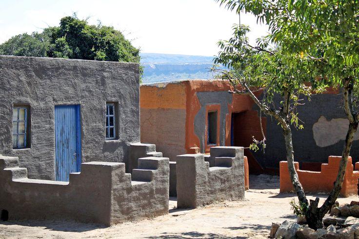 Basotho Cultural Village, Qwa Qwa, Free State, April 2014