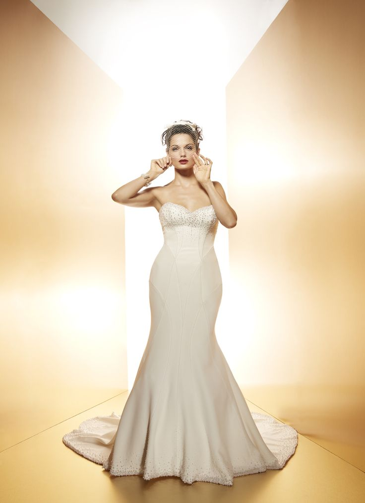 10 best Bridal Gowns | Matthew Christopher images on Pinterest ...