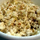 """Chili Popcorn By: Mildred Davis    """"'For munching anytime, this savory snack is a fun alternative to popcorn with lots of salt and butter,' relates Mildred Davis from Hagerstown, Maryland. 'It gets nice zip from a coating of chili powder, garlic powder and Parmesan cheese.'"""""""