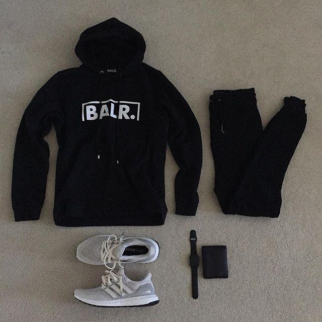 WEBSTA @ excessive.styles - BALR_______________• @balr hoodie• @allsaintslive…