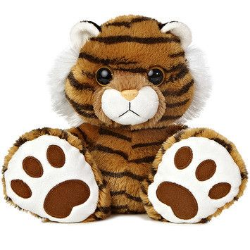 Trooper Stuffed Tiger - Set Of 2