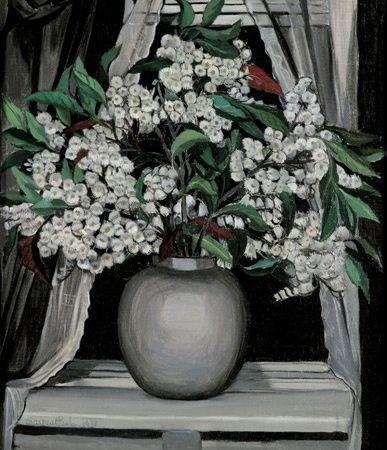Margaret Preston, Australian Lily of the Valley, 1931