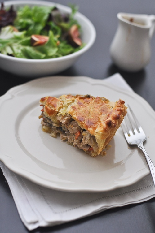 maggie beer chicken pie