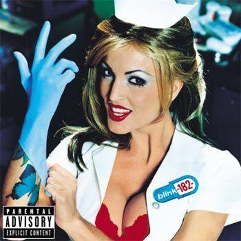 blink 182 nurse costume