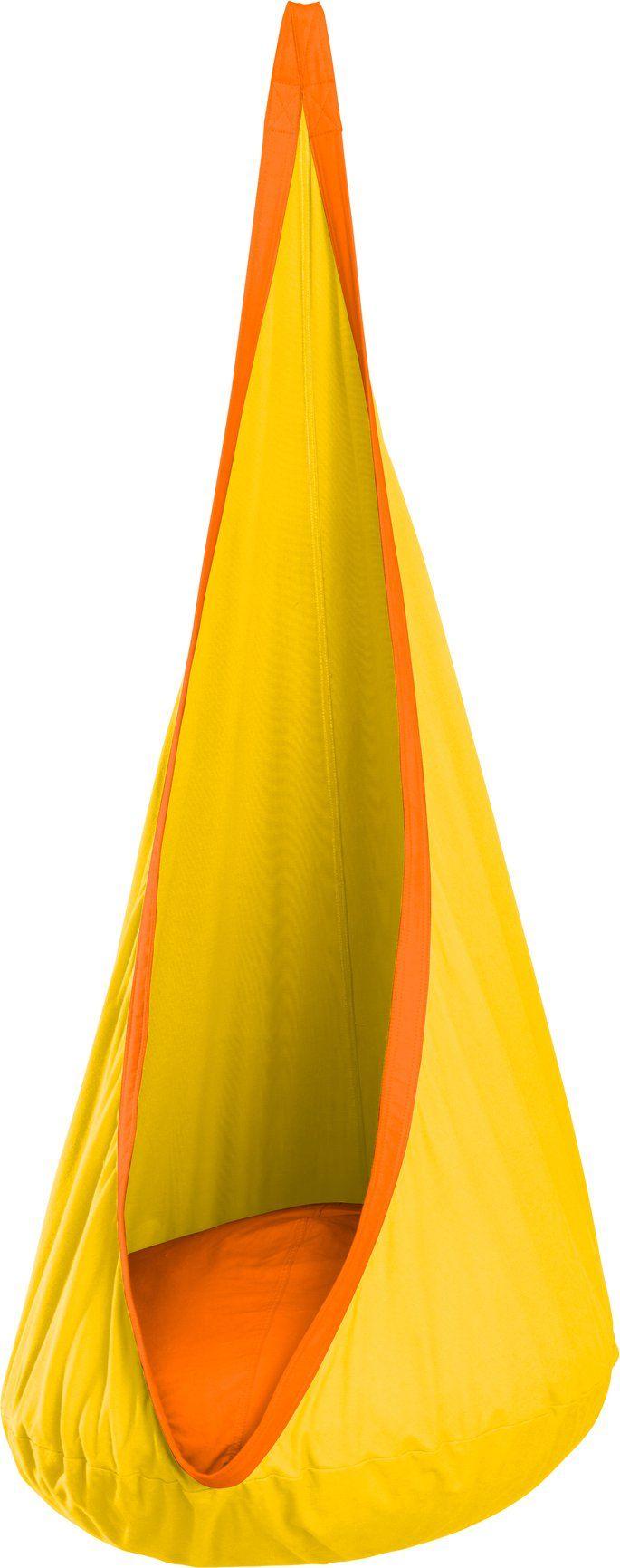 La Siesta Joki Kraaiennest  La Siesta Joki Kraaiennest Dit kraaiennest van La Siesta is een feest voor jonge kinderen. De hangstoel gemaakt van 100% katoen kan gebruikt worden om heerlijk in te luieren om aan te hangen om jezelf in te verstoppen of om fantastisch mee heen en weer te slingeren als een schommel. De mogelijkheden die de Joki biedt zijn werkelijk eindeloos. Binnenin vind je een zeer dik en heel comfortabel kussen in een stralende vrolijke kleur. De La Siesta Joki is geschikt…