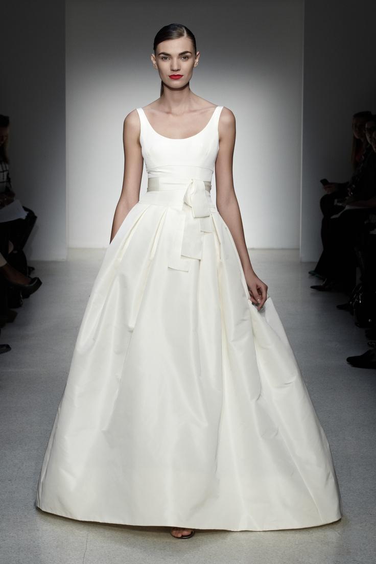 Amsale chelsea fall 2013 wedding dresses pinterest for Amsale wedding dress price