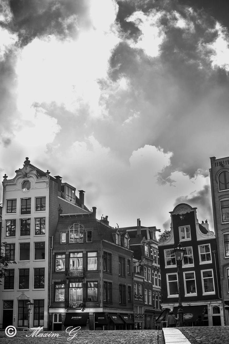 #black_and_white #amsterdam #torensluis #netherlands #architecture #photography #b&w