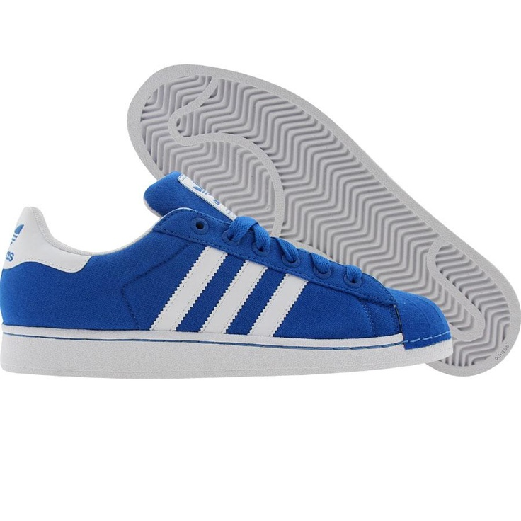 Adidas Superstar II (bluebird / runninwhite). $69.99