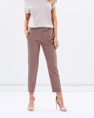 Buy Ankle Grazer Trousers by Dorothy Perkins online at THE ICONIC. Free and fast delivery to Australia and New Zealand.