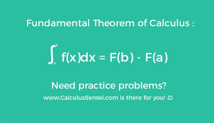 43 best Calculus images on Pinterest | Calculus, Mathematics and Math