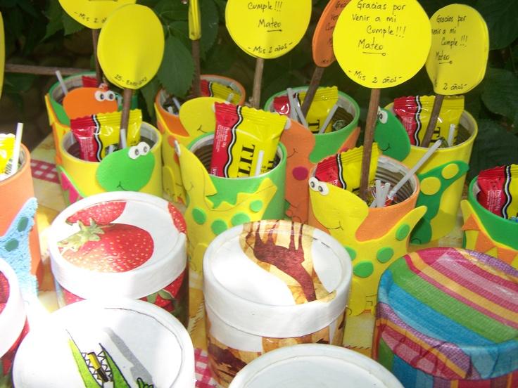 Souvenirs para cumpleaños de niños | Libre Imaginación | Pinterest
