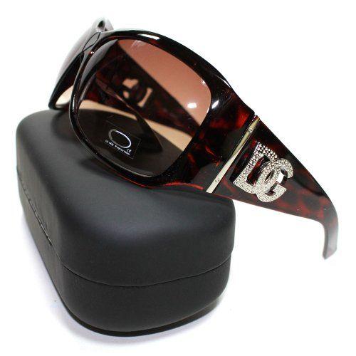 DG28 C3 DG Eyewear Celebrity Inspired Oversized Women's Sunglasses with Protective Hard Case - http://todays-shopping.xyz/2016/08/05/dg28-c3-dg-eyewear-celebrity-inspired-oversized-womens-sunglasses-with-protective-hard-case/