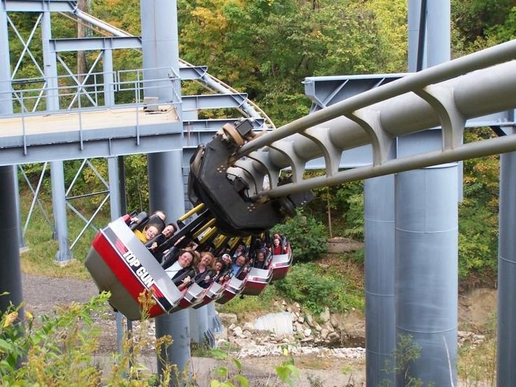 Flight Deck (formerly known as Top Gun) - King's Island