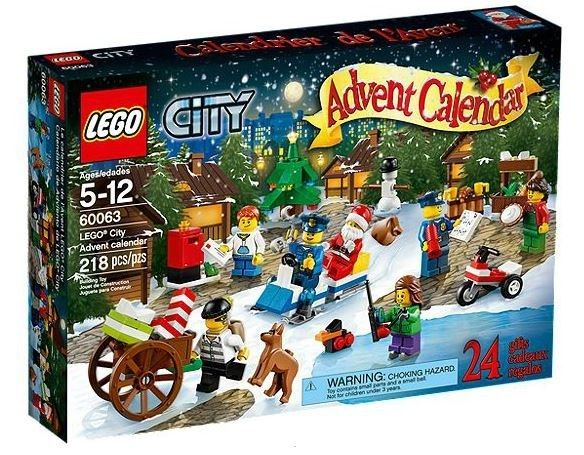 Or how about a toy advent calendar? | 27 Traditions To Start With Your Family This Christmas