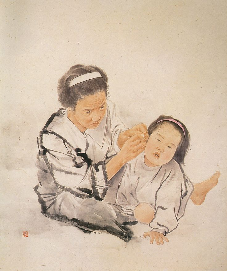 Hosuk, Kim, Korean painting