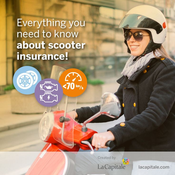 Driving a scooter or moped is the first experience behind the wheel for many young people throughout Quebec. This shouldn't come as a surprise, as people as young as 14 can drive one to get around. But before taking a spin on your scooter, here's what you need to know about scooter insurance!