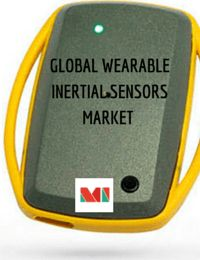 The Wearable Inertial Sensors market is estimated at $45.79 million by 2018 at a CAGR of 43.01% over the period 2014-2020.