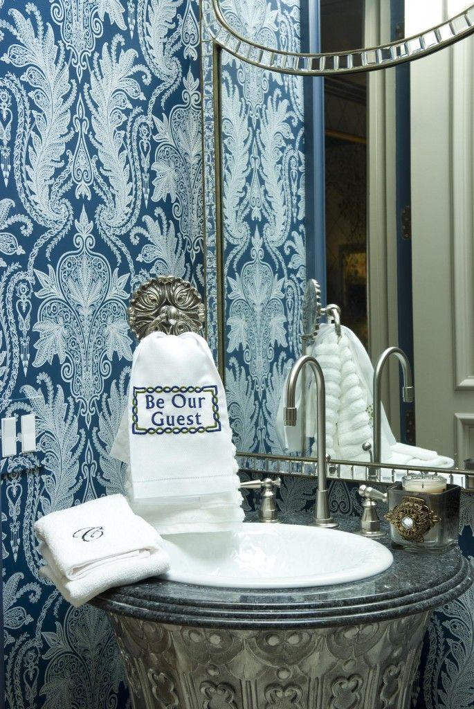 Best Favorite Bathroom Inspirations Images On Pinterest Bath - Bathroom paper guest towels for bathroom decor ideas
