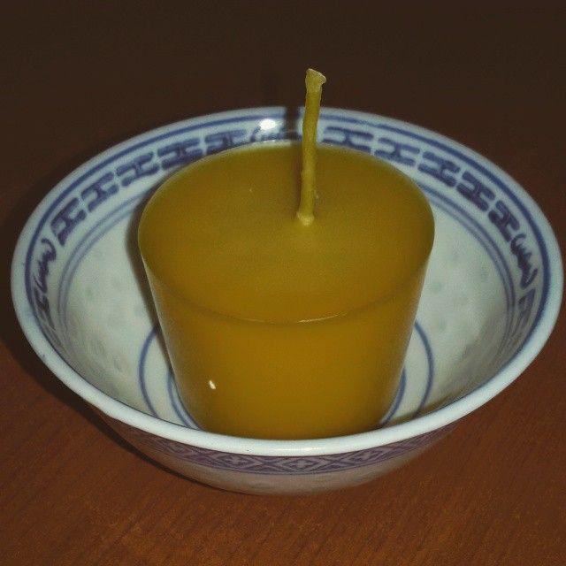Cera d'api e olio essenziale di Patchouli