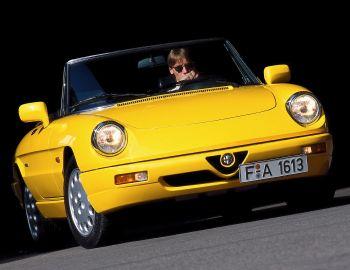 Alfa Romeo Spider (115) '1990–93