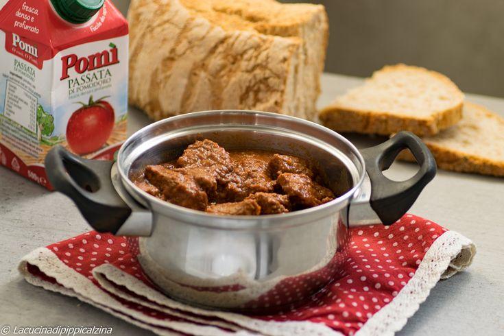 Lo Spezzatino di manzo, morbidissimo è un classico della cucina italiana,è un tipo di preparazione in umido,la carne viene tagliata a tocchetti e cotta