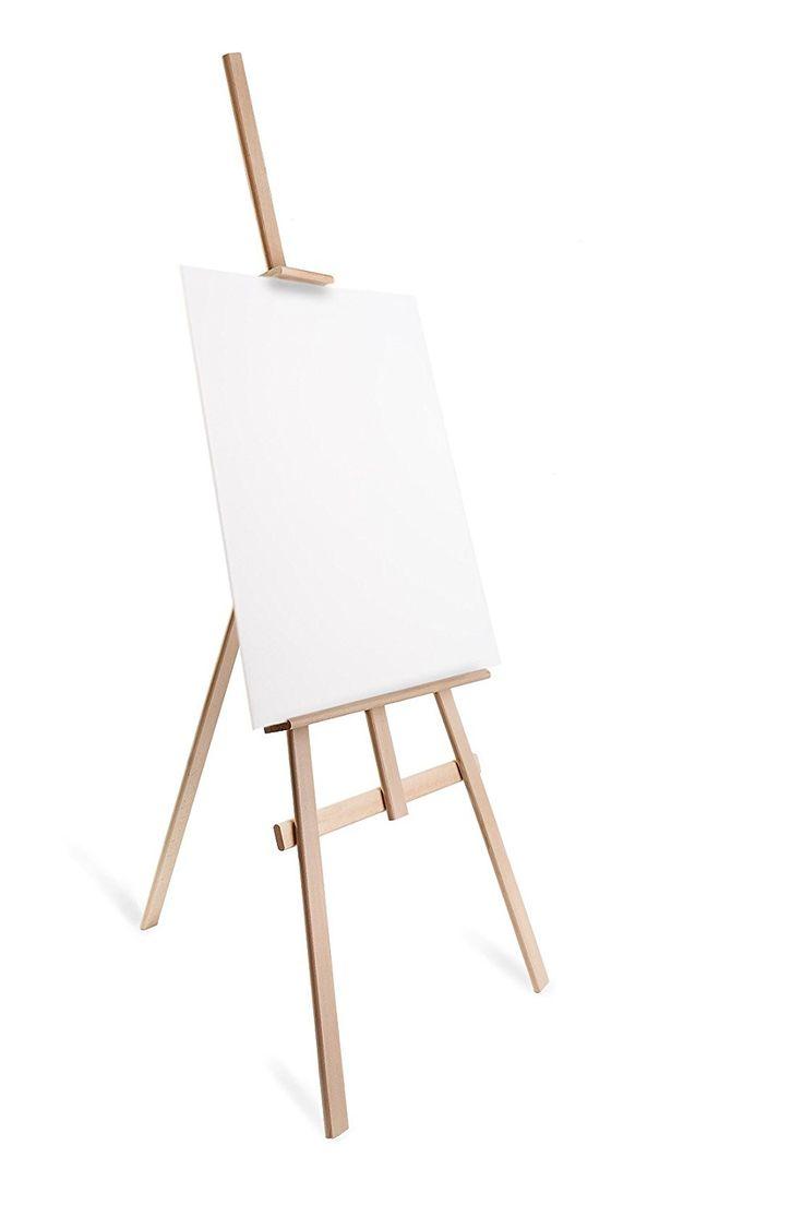 17 meilleures id es propos de chevalet peinture sur pinterest chevalet bois chevalet en - Chevalet de table peinture ...