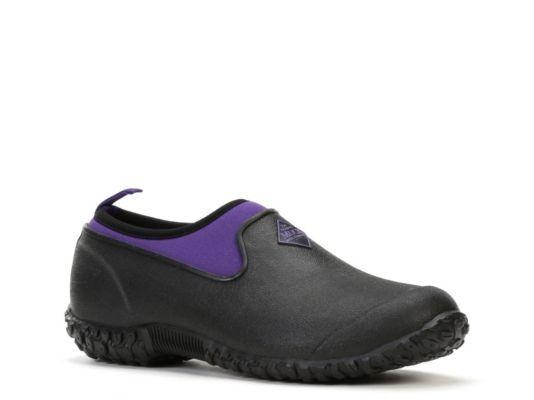 Men's Muck Muckster II Rain Shoe - Purple