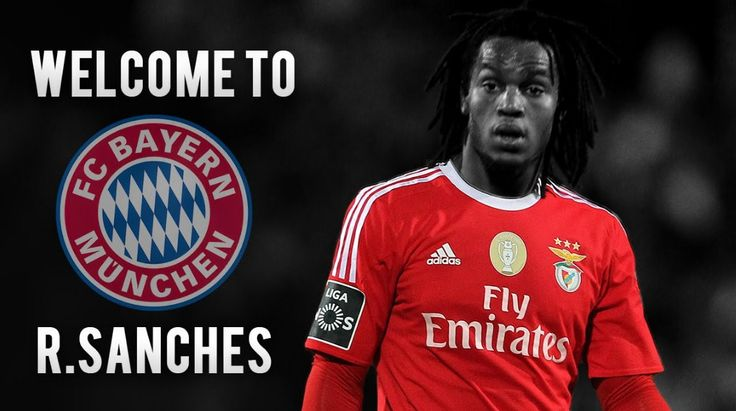 OFFICIAL : Bayern Munich sign Renato Sanches