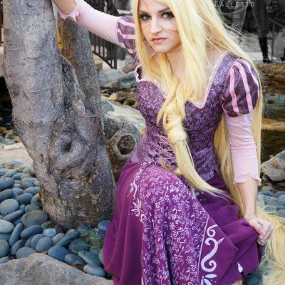 Twisted Rapunzel Cosplay, for sale, disney, cosplay, tangled, art work