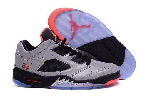 291c997e39945 Newest Air Jordan 5 Low Neymar Reflect Silver Infrared 23-Black -  Mysecretshoes