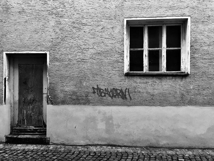 Straubinger Streetart. #bayern February 17 2017 at 04:48PM