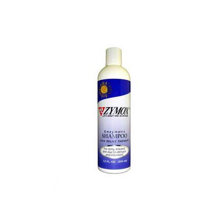 Zymox Shampoo For Itchy Inflamed Skin W/vitamin D 12oz