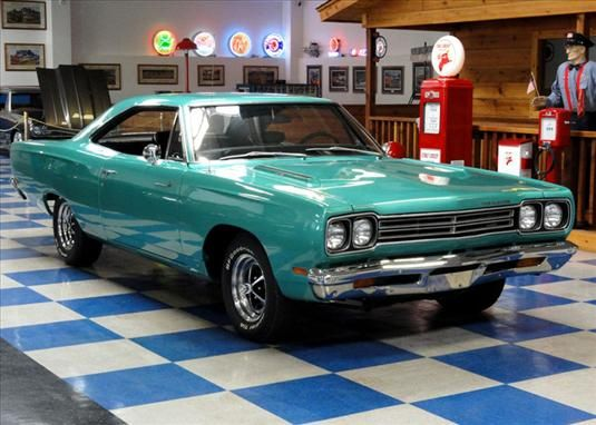 ◆1969 Plymouth Roadrunner◆..Re-pin...Brought to you by #CarInsurance at #HouseofInsurance in #Eugene, Oregon